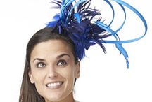 Fabulous Hats and Fascinators - Kentucky Derby (official) / Whether you are going to Churchill Downs or going to a fabulous Kentucky Derby party, you must have a big amazing hat! / by Kentucky Derby