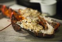 Seafood Recipes / by Debi Blancheri Steinmetz