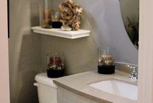 Bathrooms  / by Katherine Drury Mott