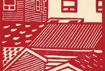 Wood and Lino Cuts / by Carol Brozman