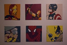 Nursery - Avengers Assemble  / by Kristy Tavano