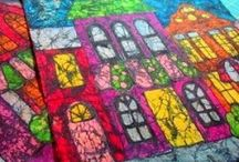 Color my World -Crayons, Pastels / by Rosa Howington