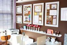 Office Space / by Rebecca Berchenbriter