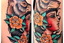 Tattoo / by Samantha Salinas