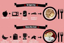 Foodies Infographics / by Thuiskoken.nu