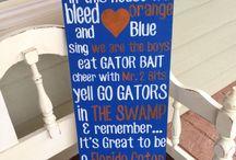 Florida Gators / by Ashley Allison
