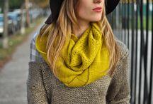 knitting / by Hanne Søvsø