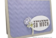 Cards ~ Thank You / by Autumn Ruckman