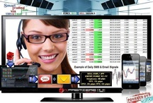 forex trading signals / Professional forex trading signals at www.fxpremiere.com / by Forex Signals