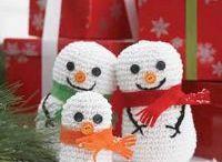 crochet Christmas / by Rebecca Sherwood