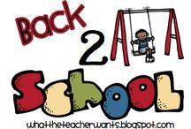 Back 2 School / by Rachelle Gunderson Smith