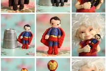 Knitting and crochet / by Brielle Gunther