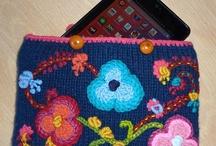 Bolsas crochet / by Lupita Perez Rodriguez