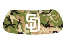 San Diego Padres / by EyeBlack.com