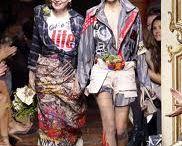 Vivienne Westwood  / favourite designer / by Fabulous  Cat Woman