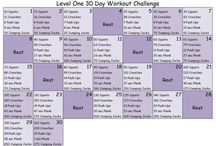 Monthly Workouts / by Vanessa Ivarra