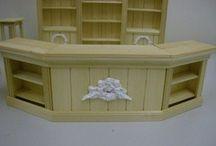 """1"""" Scale Furniture / by Melanie Krueger"""
