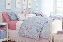 Nursery, Children's & Teens Bedrooms / by Susie Q