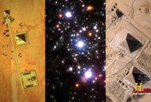 Ancient Aliens Ancient Gold Flyer Giorgio A. Tsoukalos / by LockedEko 4815162342
