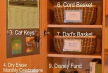 Organization  / by Courtney Davis