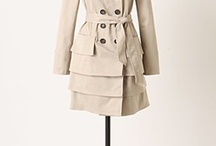 Trench Details / by Renee Cidell