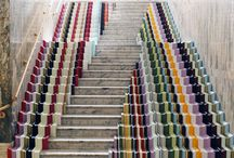 Art Stairs / Stairs as an art form.  / by Stephen Greco