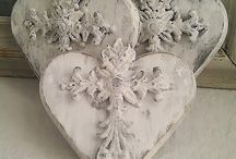 Hearts - Inspiration / things with hearts than inspire me / by Sherry Cheever