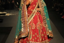 Indian bridal dresses  / by Prerna Kumar