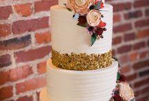 Ben & Alyssa's Wedding Cake / by Alyssa Christensen