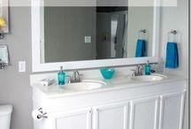 Home- Bathrooms / by Jackie Brooks