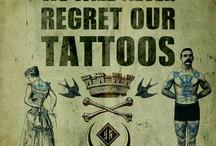 tattoos. / by Sarah Leatherman