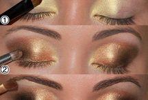 make up and hair / by Jenna Ramirez