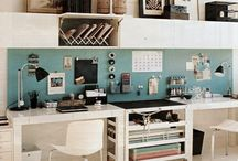 Home office / by Cecilia Nobrega