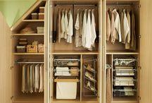 Closet Organizing / by InnovativelyOrganizd