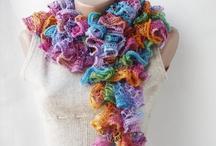 scarfs / by Jessica Hawley Nero