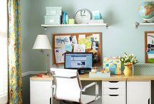 Home Office / by Stepfanie Cuevas