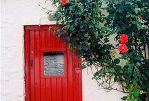 Behind Closed Doors / by Sarah Johnson