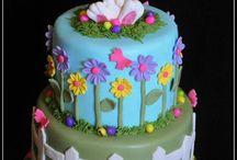 Easter Cake / by Pamela Stanley