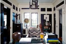 Glamorous Offices / by Decor by Christine Interior Decorating & Design