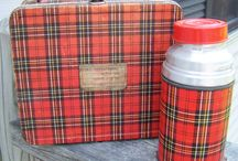 Vintage Lunch Boxes / by Kathy