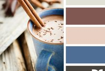 Color Palettes  / by Erin Hollowell