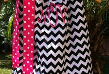 Pillowcase dresses for Chrissy to sew / by Amy Benton