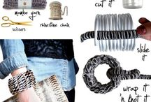 DIY  / from accessories to décor - we're not scared here / by Evelyn