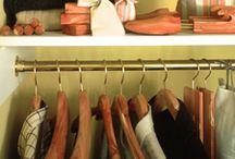 ORGANIZING  YOUR CLOSETS / Organizing your closets around the house / by Crafty Grandma