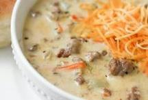 Soups / crockpotmeals / one pot / by Ali Powell