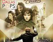PAST SHOW: Lord of the Rings In Concert - Nov. 8-10 '13 / by Dallas Summer Musicals