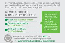 #SpringIntoDinner Instagram Contest / by Cook Smarts