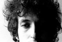Bob Dylan / Dylan through the years / by Pat Lumumba