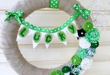 St Patricks Day / by Melyssa Muhs