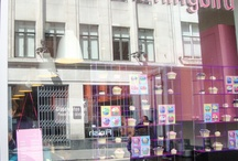 The Hummingbird Bakery / by bakinginpyjamas.com
